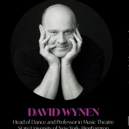 Music Theatre Masterclass - David Wynen
