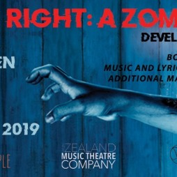 She'll Be Right: A Zombie Romp - Live Development Reading